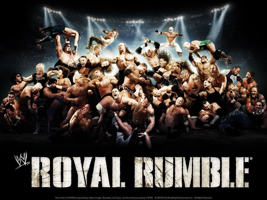 Royal Rumble 2008 - CatchInfos.com, site N°1 sur le catch